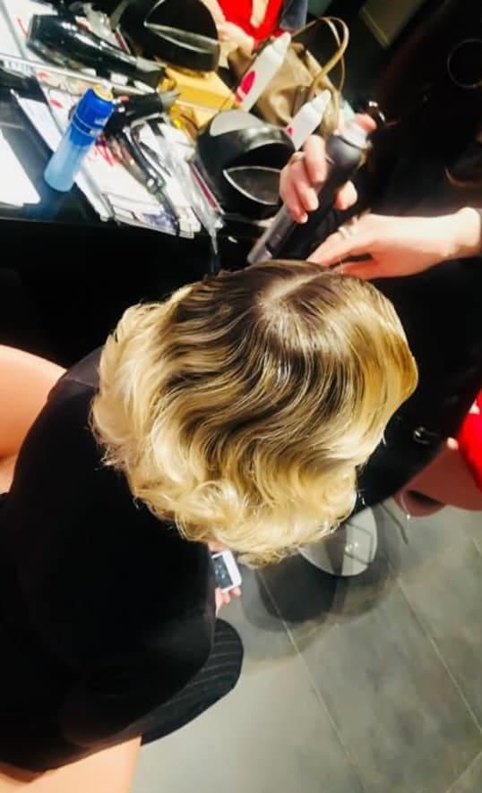 Clienti Ivory Hair