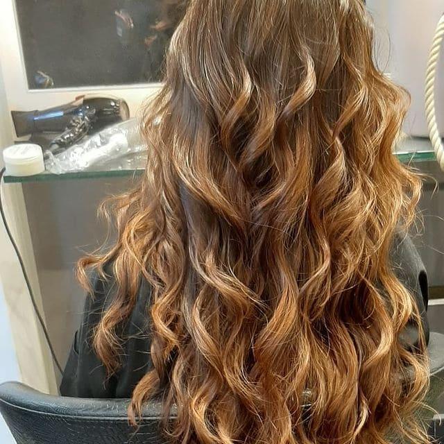 Hair LookIvory