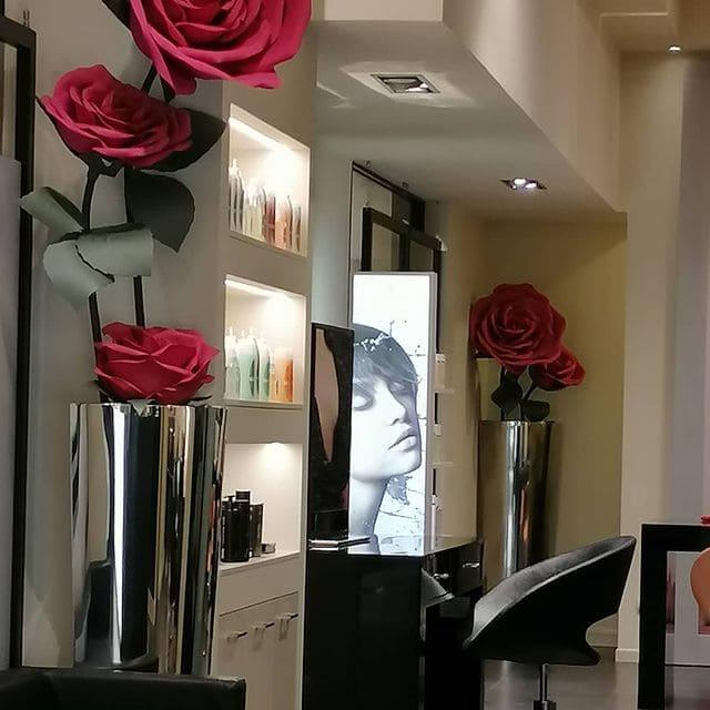Salone Ivory Hair